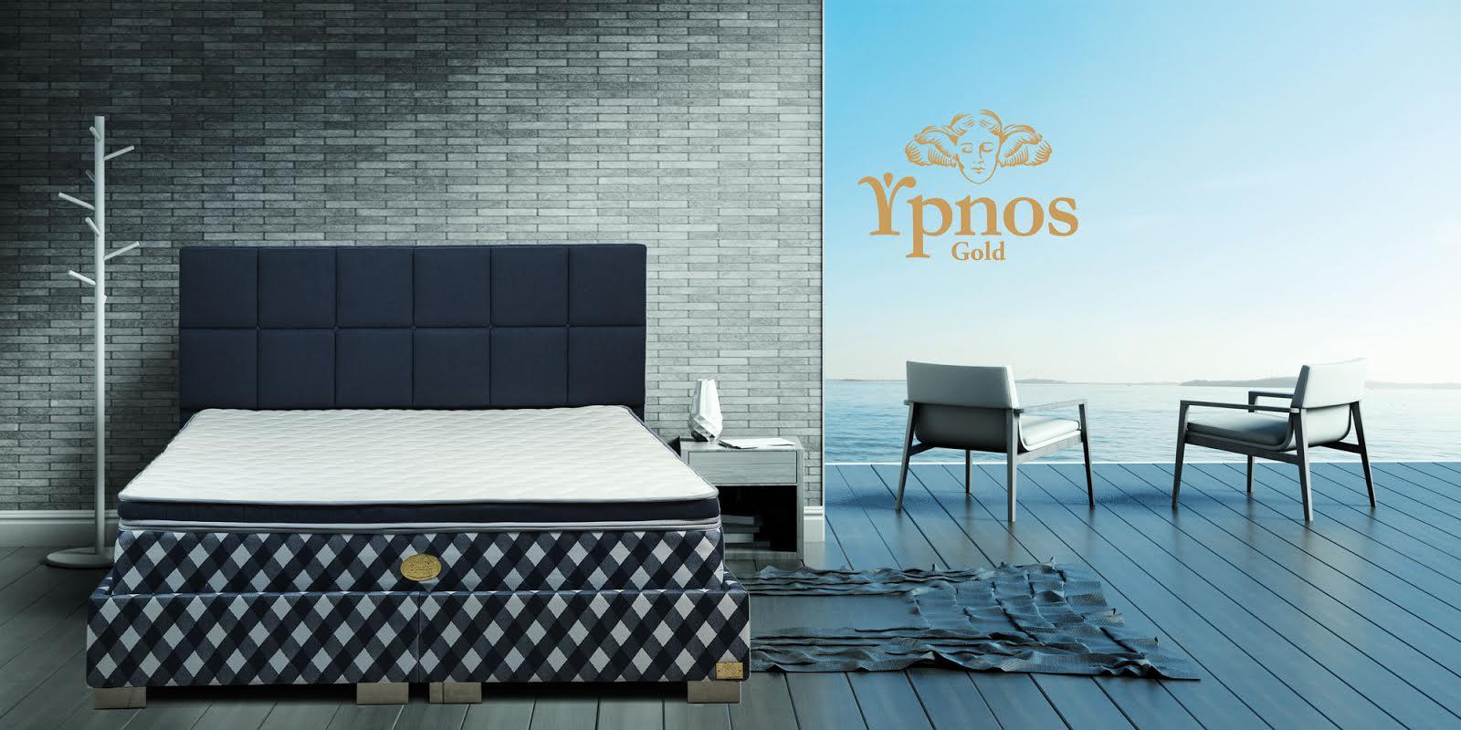 Ypnos Gold Bedroom
