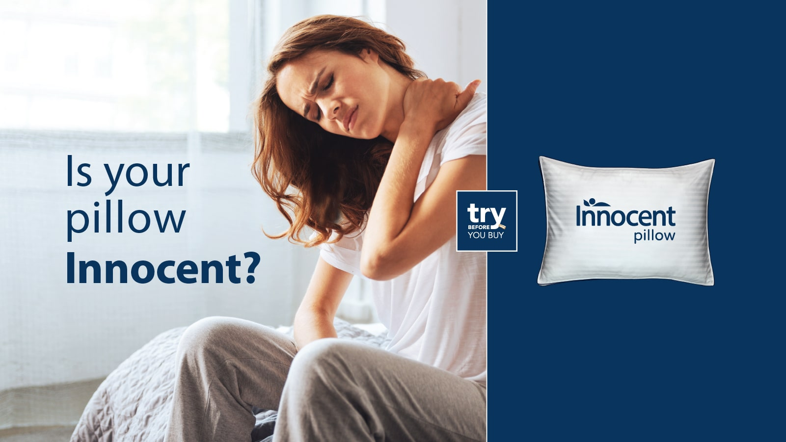 Is your pillow innocent?